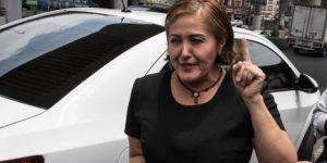 Desafuero de Eva Cadena se discutirá el lunes