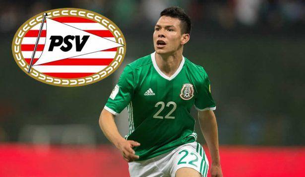 Chucky Lozano ya es del PSV — Oficial