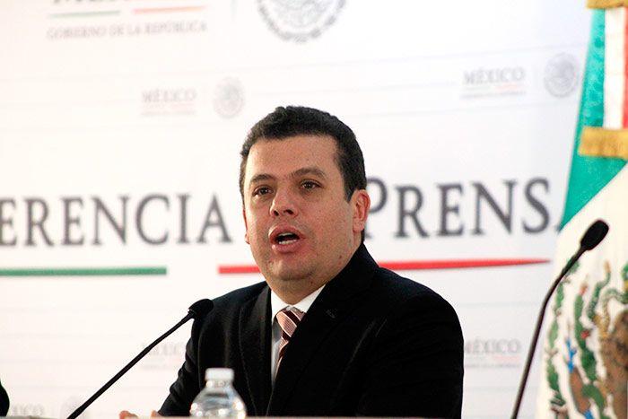 Renuncia Humberto Castillejos a consejería jurídica de la Presidencia
