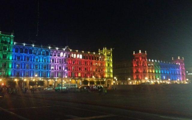iluminación gay