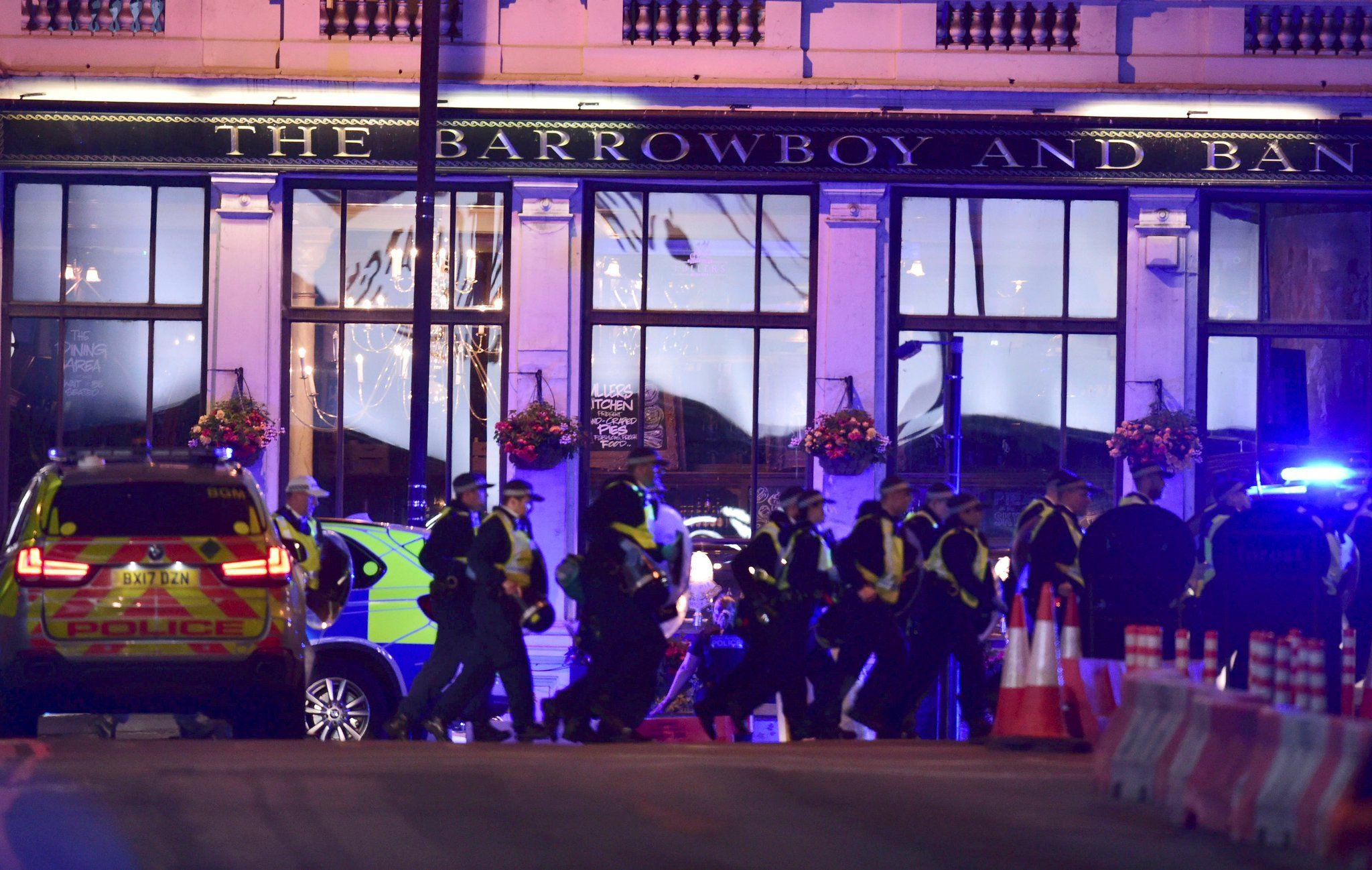 Estado Islámico se adjudicó atentado en Londres que dejó siete muertos