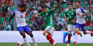 México no pasa del empate con Estados Unidos