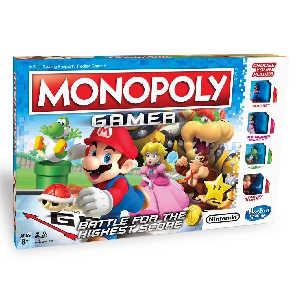 ¡Mario Bros tendrá su propio Monopoly!