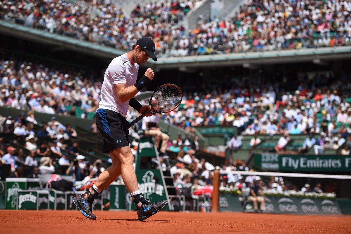 Wawrinka avanza a 'Cuartos' de Roland Garros
