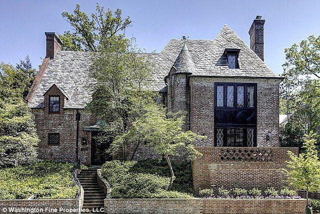 Los Obama compran una casa en 8,1 millones de dólares — FOTOS