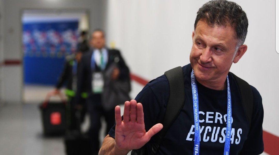 Juan Carlos Osorio con respaldo para seguir en el Tri. En ESPN