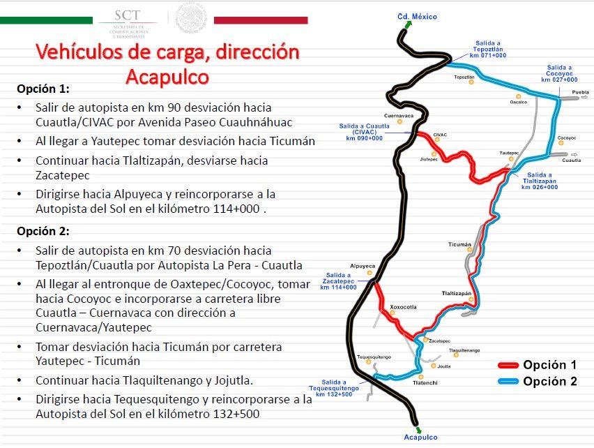 Destituyen a delegado de SCT en Morelos