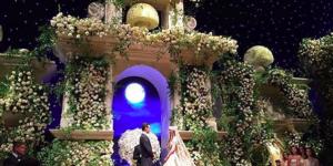 Oligarca ruso gasta 10 mdd en boda de su hija
