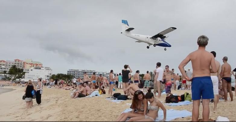 Turista murió en isla caribeña por culpa de una turbina