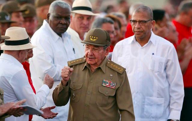 AMPLIACIÓN: Cuba desmiente participación en mediación sobre situación en Venezuela