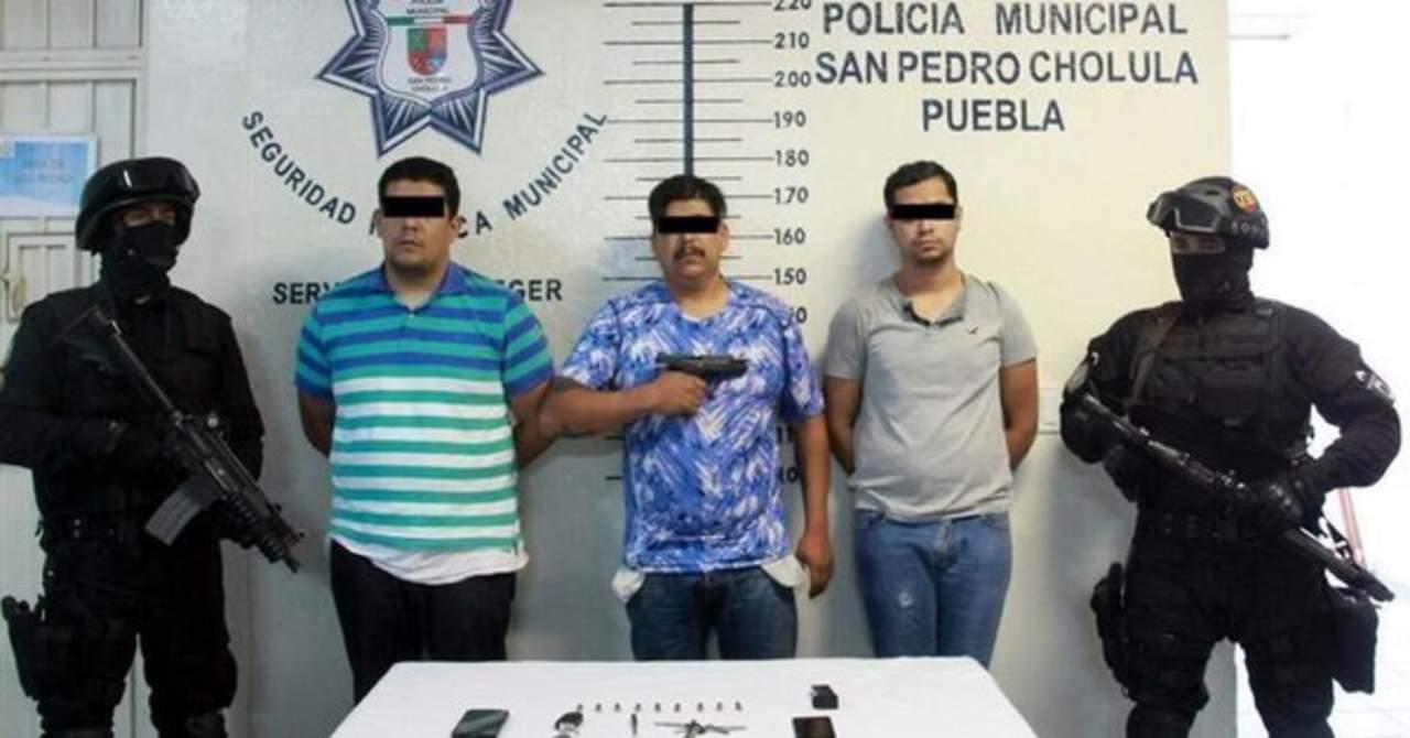 Renuncia director Operativo del C5 Puebla