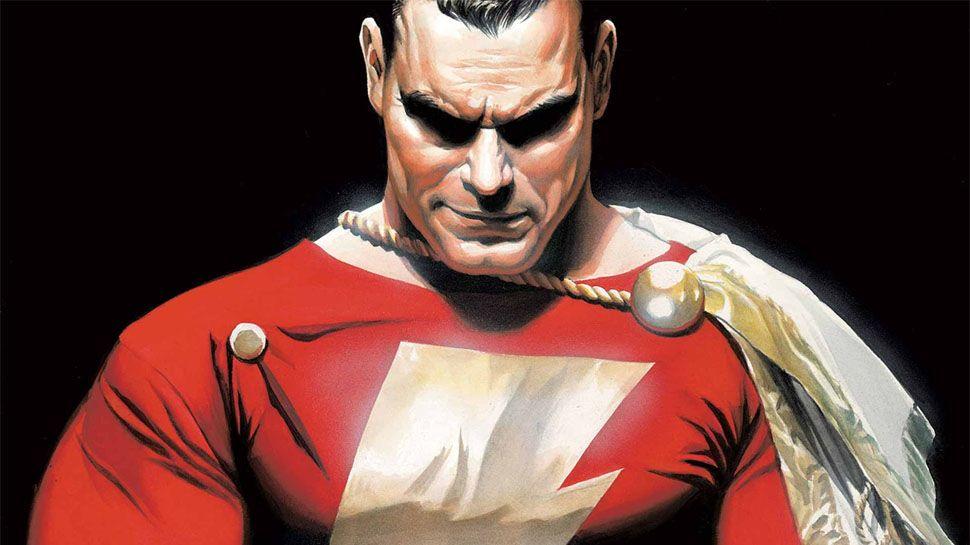 Shazam! será el próximo superhéroe para DC Comics