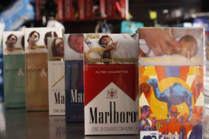 OMS: Medidas anti-tabaco aumentaron cuatro veces en 10 años