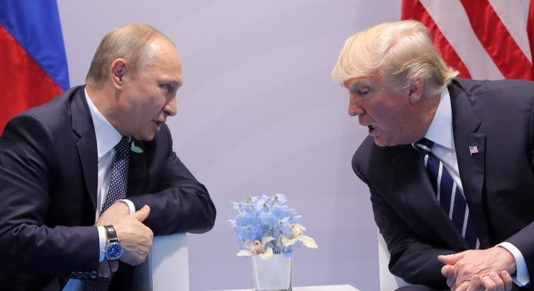 Legislador ruso critica reportes de encuentro Trump-Putin