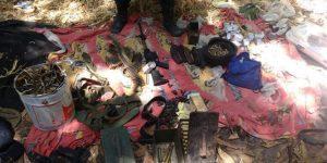 Aseguran armas de alto poder en Sinaloa
