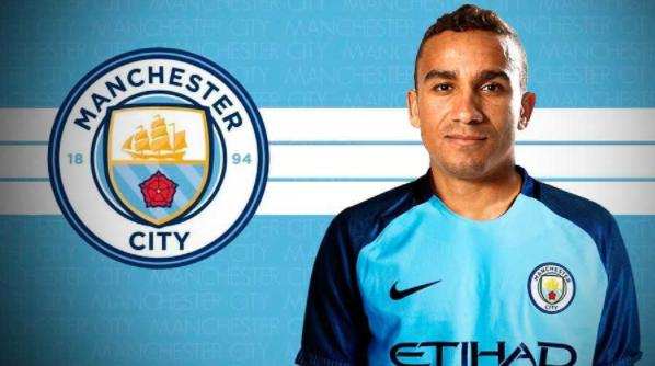 Danilo jugará con el Manchester City