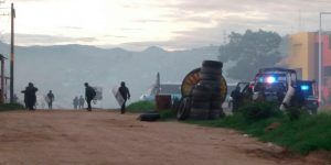 Enfrentamiento deja al menos un herido en Oaxaca
