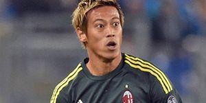 Pachuca contrata a Keisuke Honda