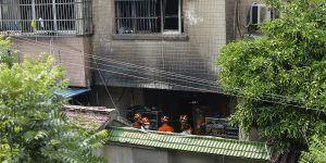 Incendio de casa en China deja 22 muertos