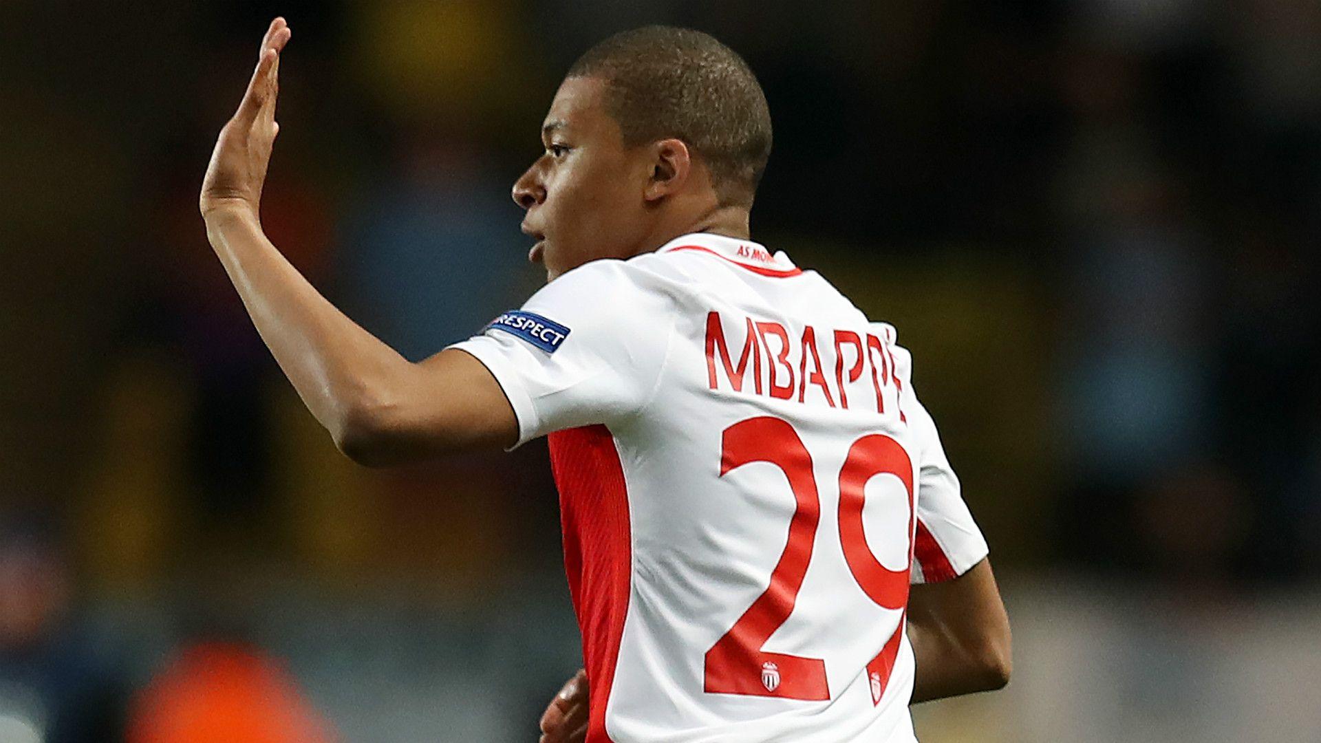 Seguidores del Mónaco critican la actitud de Mbappé