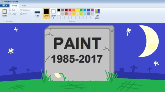 Adiós a Paint de Windows