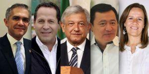 PAN aventaja en encuesta rumbo a la Presidencia de México