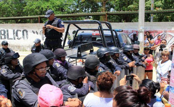 Confirman 28 muertos y un herido por riña en Penal de Acapulco