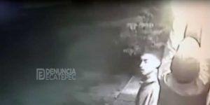 #Video Roban focos y se queman las manos