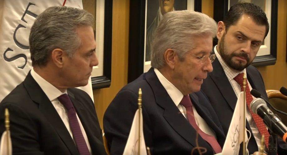 Graco Ramírez comparece en el Senado por Paso Exprés