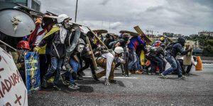 Cifra de muertos en protestas en Venezuela asciende a 86