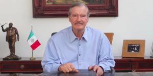"""""""Tu boca es más rápida que tu cerebro"""": Vicente Fox a Trump"""