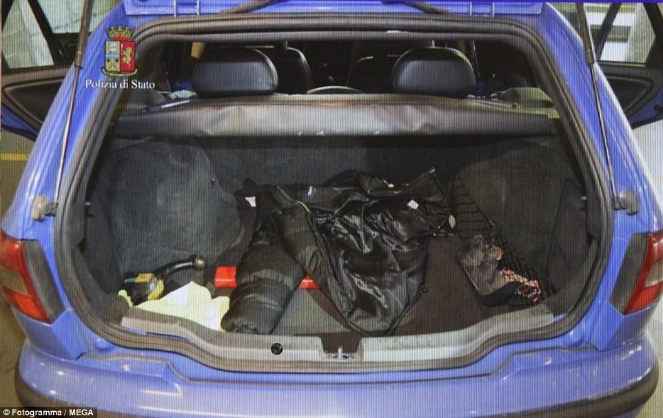 Secuestrada y subastada por €300.000 una modelo británica en Milán