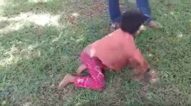 Padre alcoholizaba a su hijo de 6 años en lugar de alimentarlo