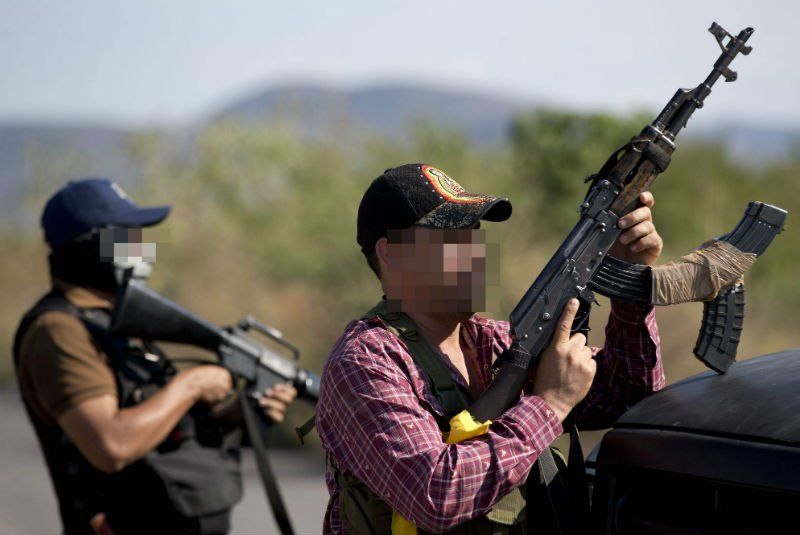 Detienen a jefa operativa de 'Los Rojos' en Toluca