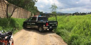 Hallan cuerpo en canal de aguas pluviales en Zapopan