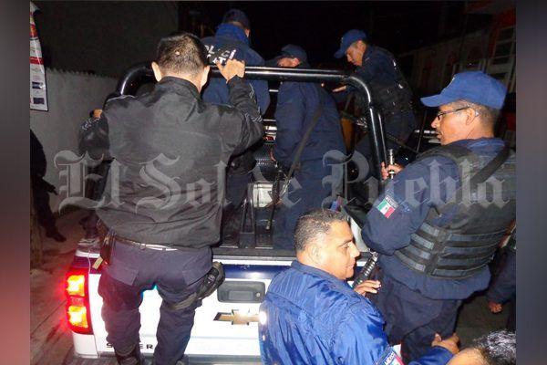 Linchan a dos presuntos ladrones en Tlatlauquitepec