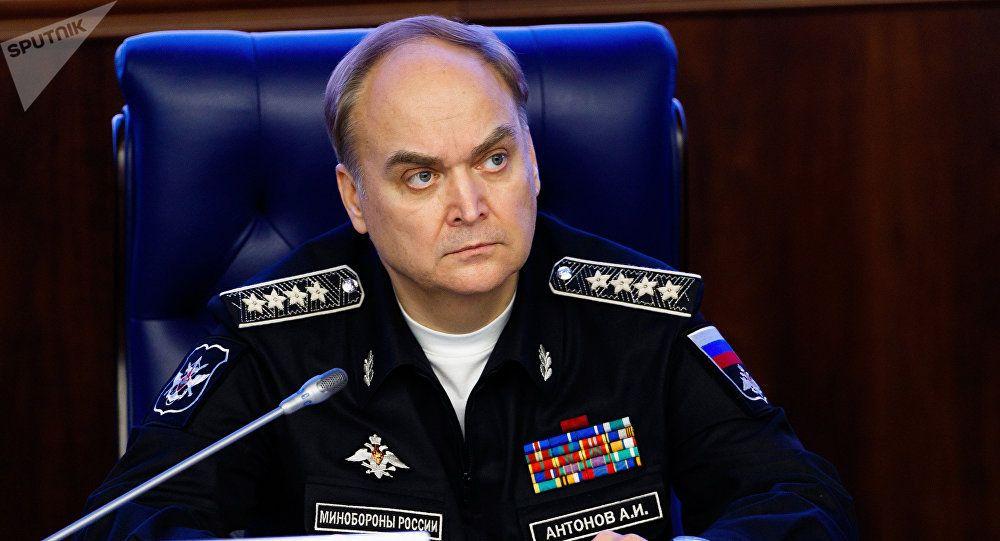 Rusia designó a Anatoli Antónov como embajador en EE. UU
