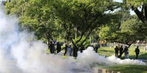 Detienen a líder de asalto a base militar en Venezuela