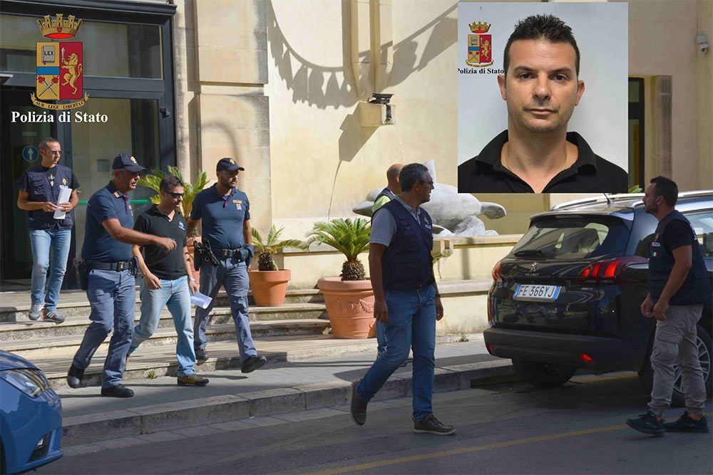 Arrestan a bombero italiano por presuntamente provocar incendio