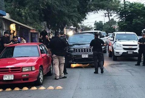 Detienen a 17 en Monterrey tras cateo