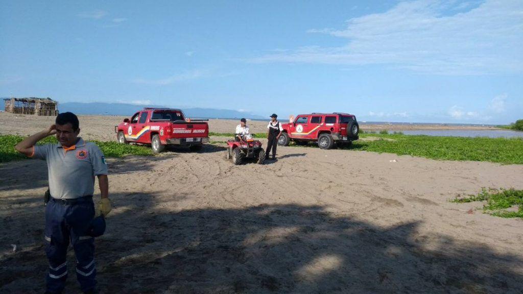 Cocodrilo ataca y mata a militar en Río Ameca