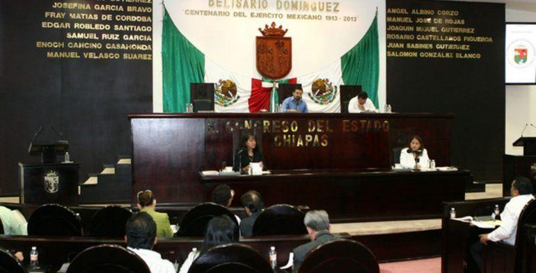 Congreso de Chiapas aprueba dos municipios más al estado