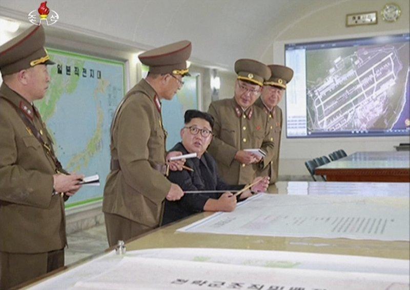 Corea del Norte pospuso su ataque a Guam — Respiro global