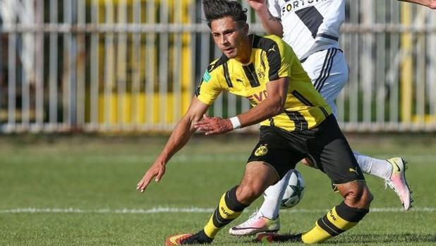 Dortmund pagará estudios de canterano tras lesión