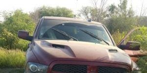 Mueren dos presuntos criminales tras persecución en Tamaulipas