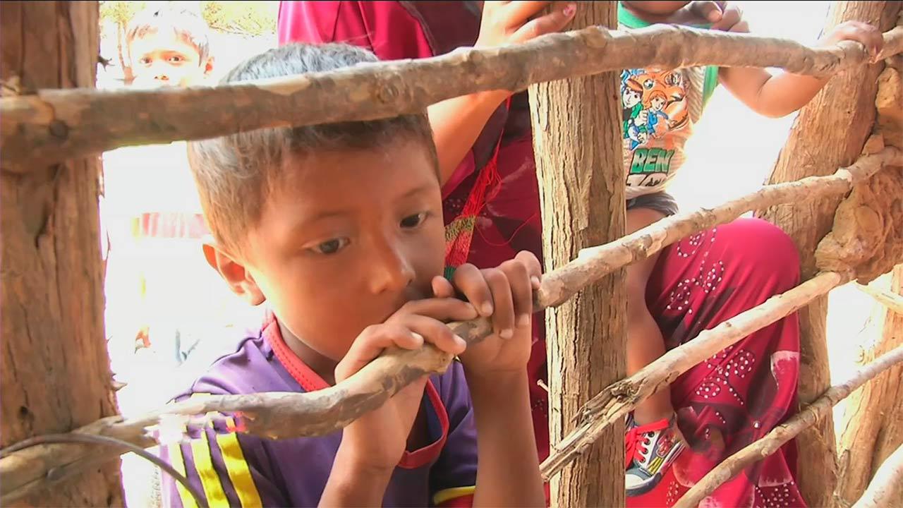 Caritas: 54% de los niños en Venezuela tienen deficiencias nutricionales