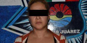 Capturan a 'Doña Lety', responsable de la violencia en Cancún