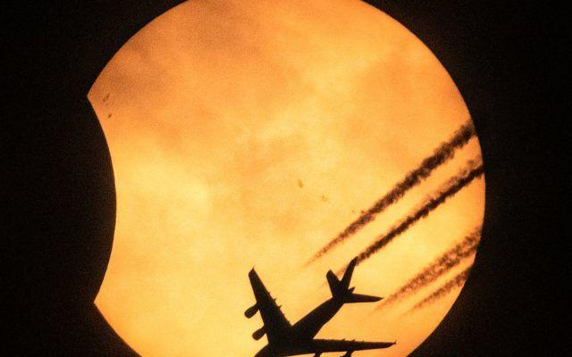 eclipse avion