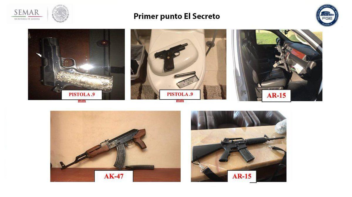 'El Cachetes' paga fianza de un mdp y deja la cárcel