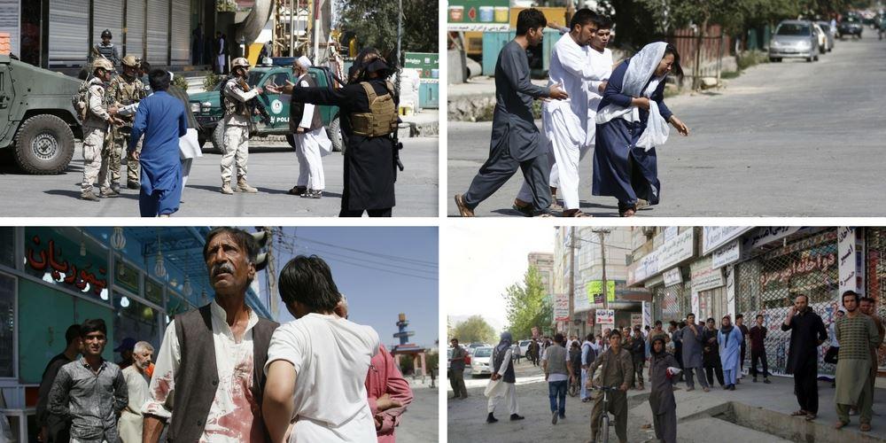 Atentado suicida contra una mezquita deja varios muertos en Kabul